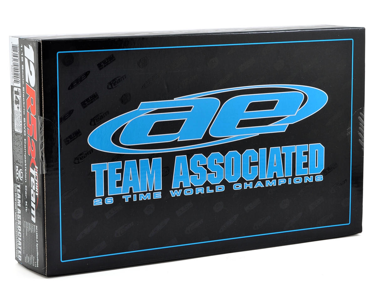 Team Associated Factory Team RC12R5.2 1/12 On Road Pan Car Kit