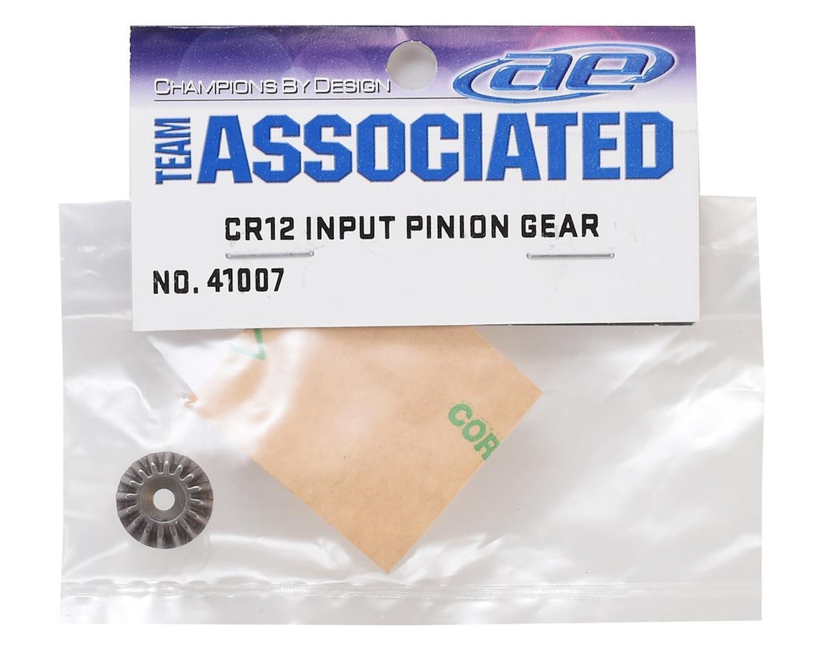 Image 2 for Team Associated CR12 Input Pinion Gear