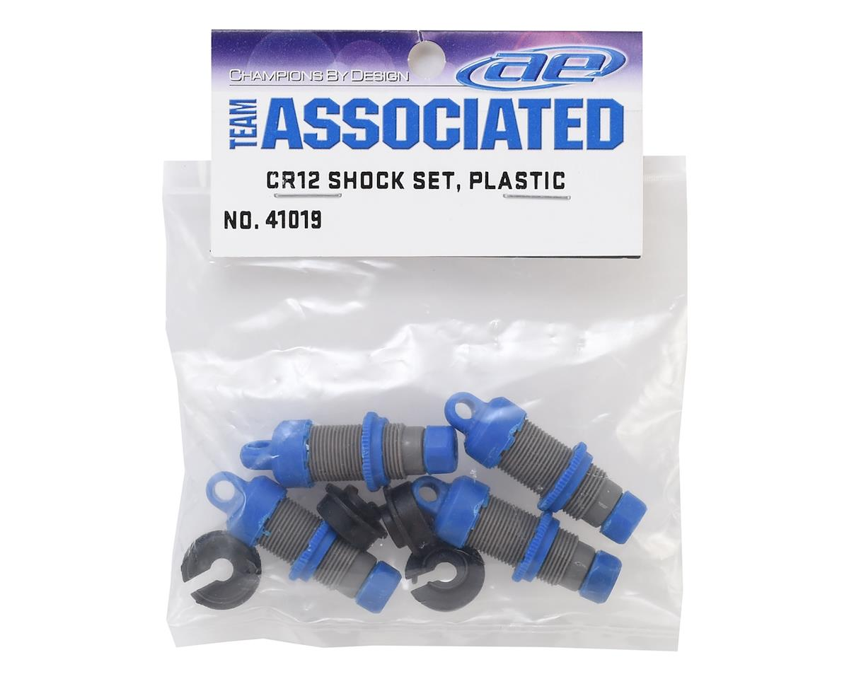 Image 2 for Team Associated CR12 Plastic Shock Parts (4)