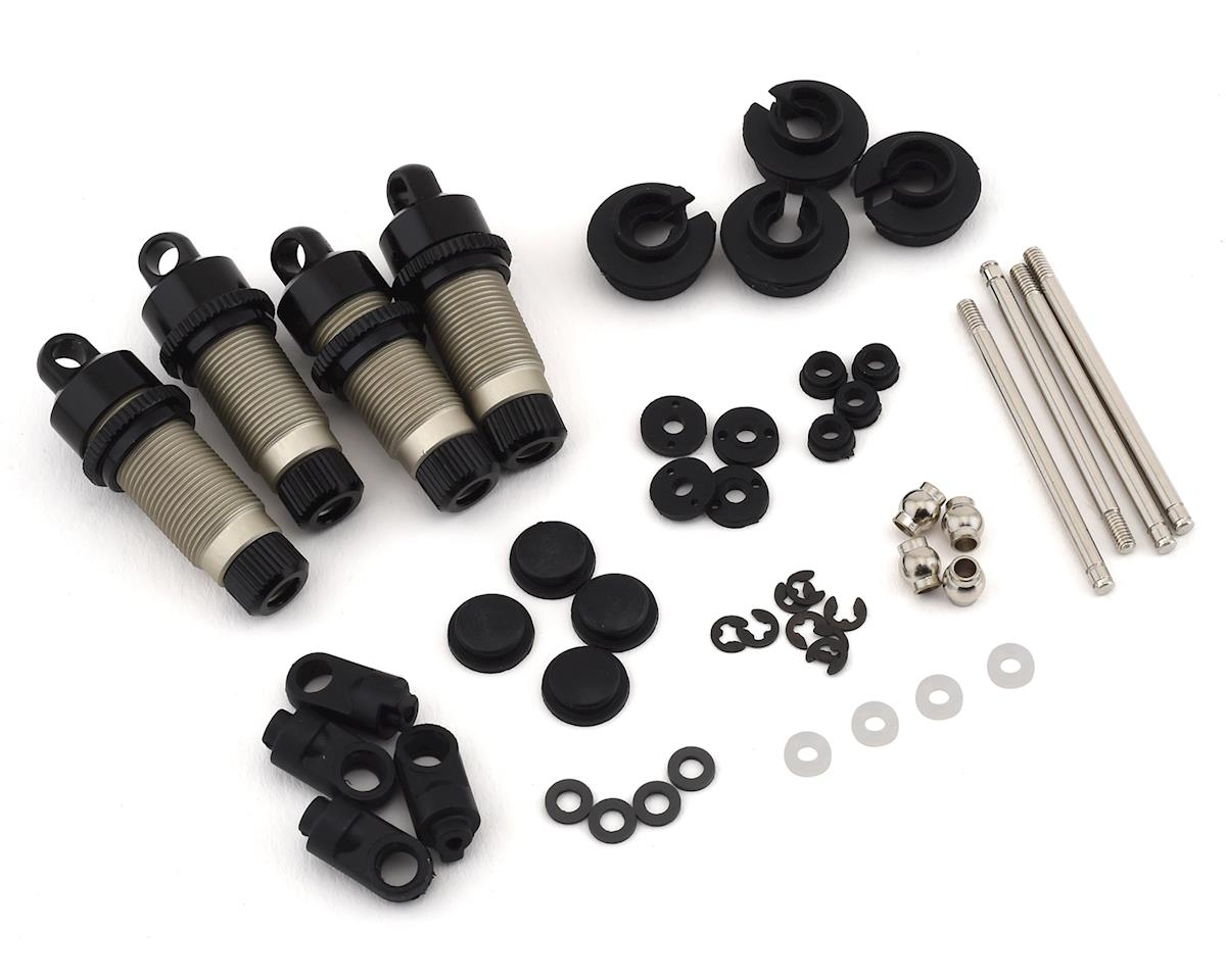 Team Associated CR12 Aluminum Threaded Shock Set