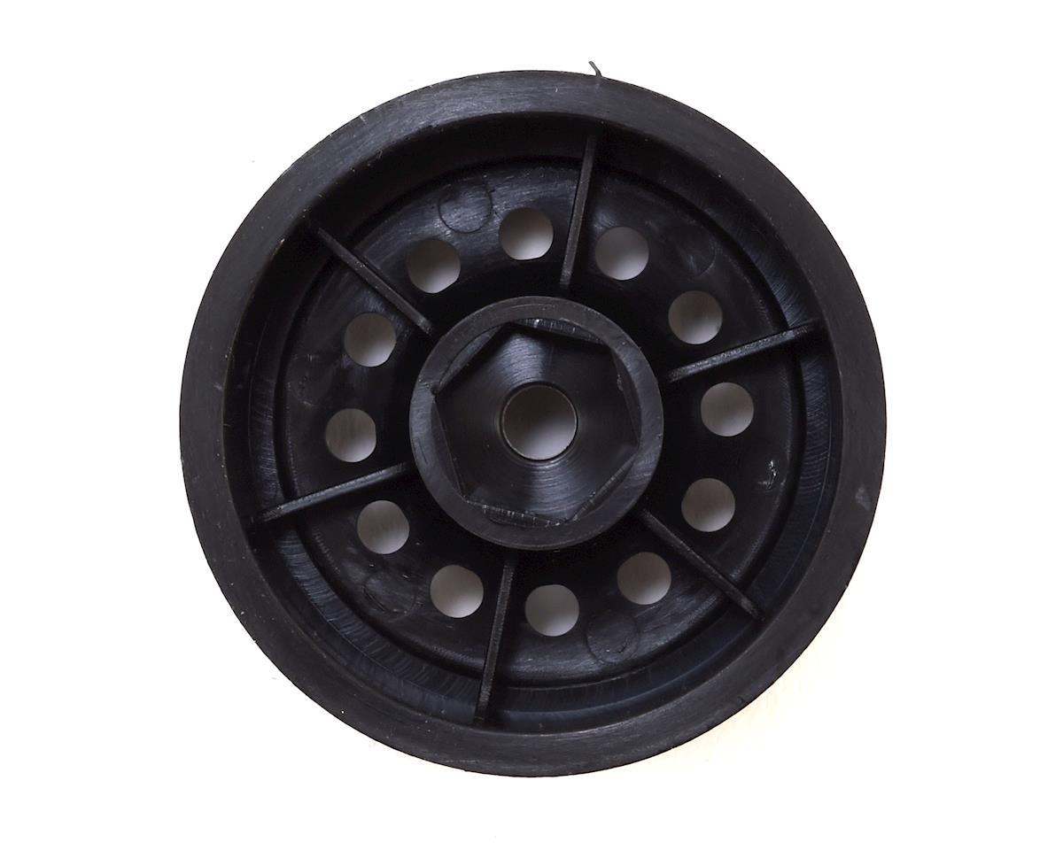 Image 2 for Team Associated 12mm Hex CR12 Wheel w/Caps (Black) (2)