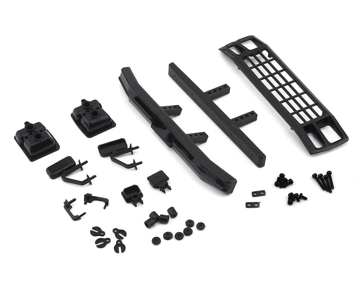 Team Associated CR12 Ford F150 Grill & Accessories Set (Black)