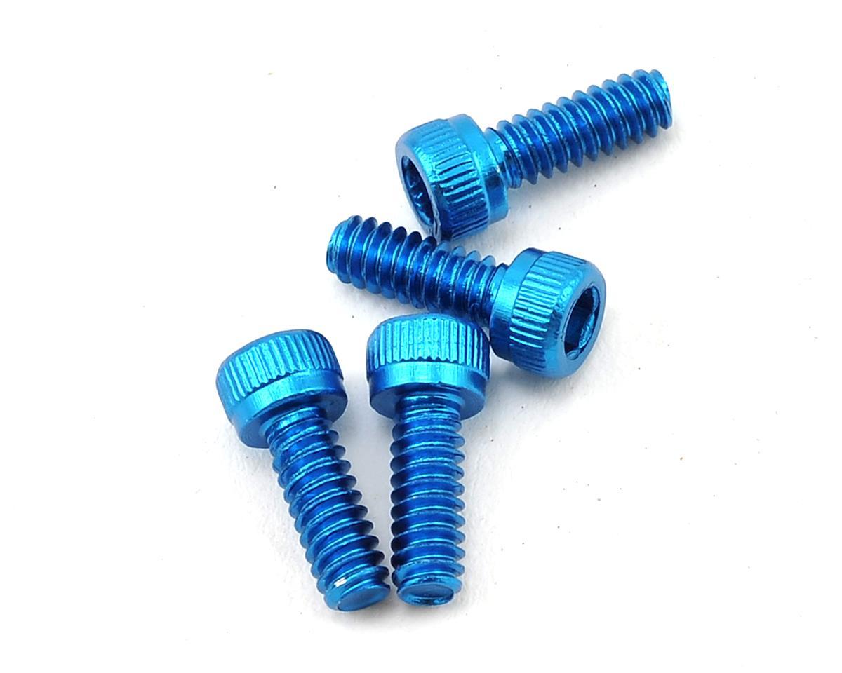 Team Associated 4-40 x 1/4 Aluminum Socket Head Cap Screws [ASC4145] | Cars  & Trucks