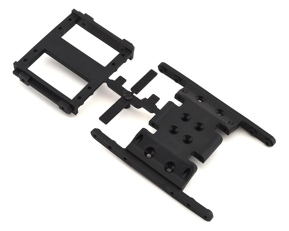 Element RC Enduro Gearbox & Servo Mount Set