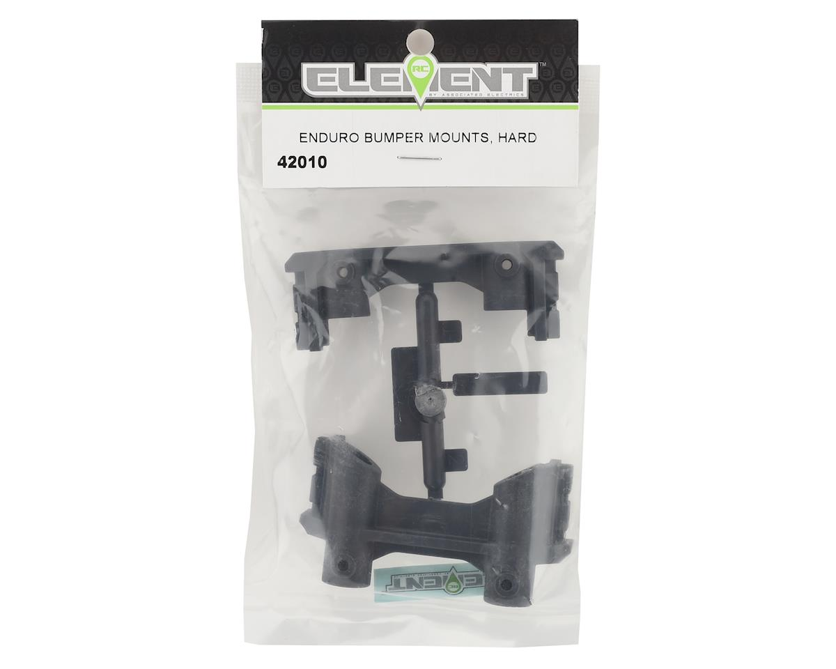 Element RC Enduro Bumper Mounts (Hard) (Front & Rear)