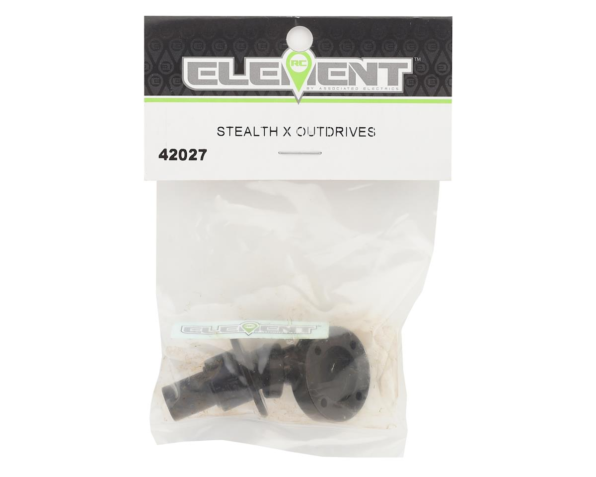 Element RC Stealth X Outdrives