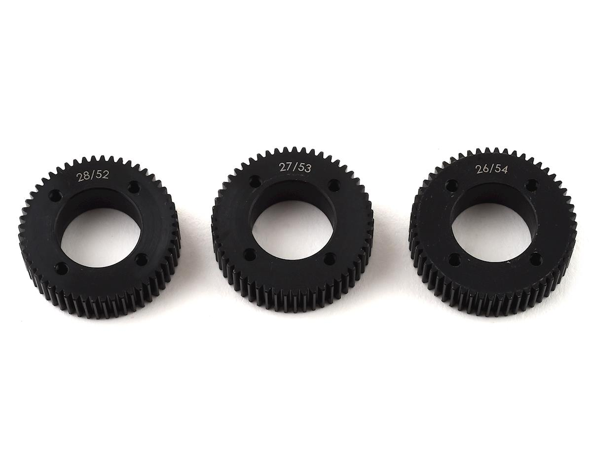 Element RC Enduro Factory Team Stealth X Machined Drive Gear Set (3)