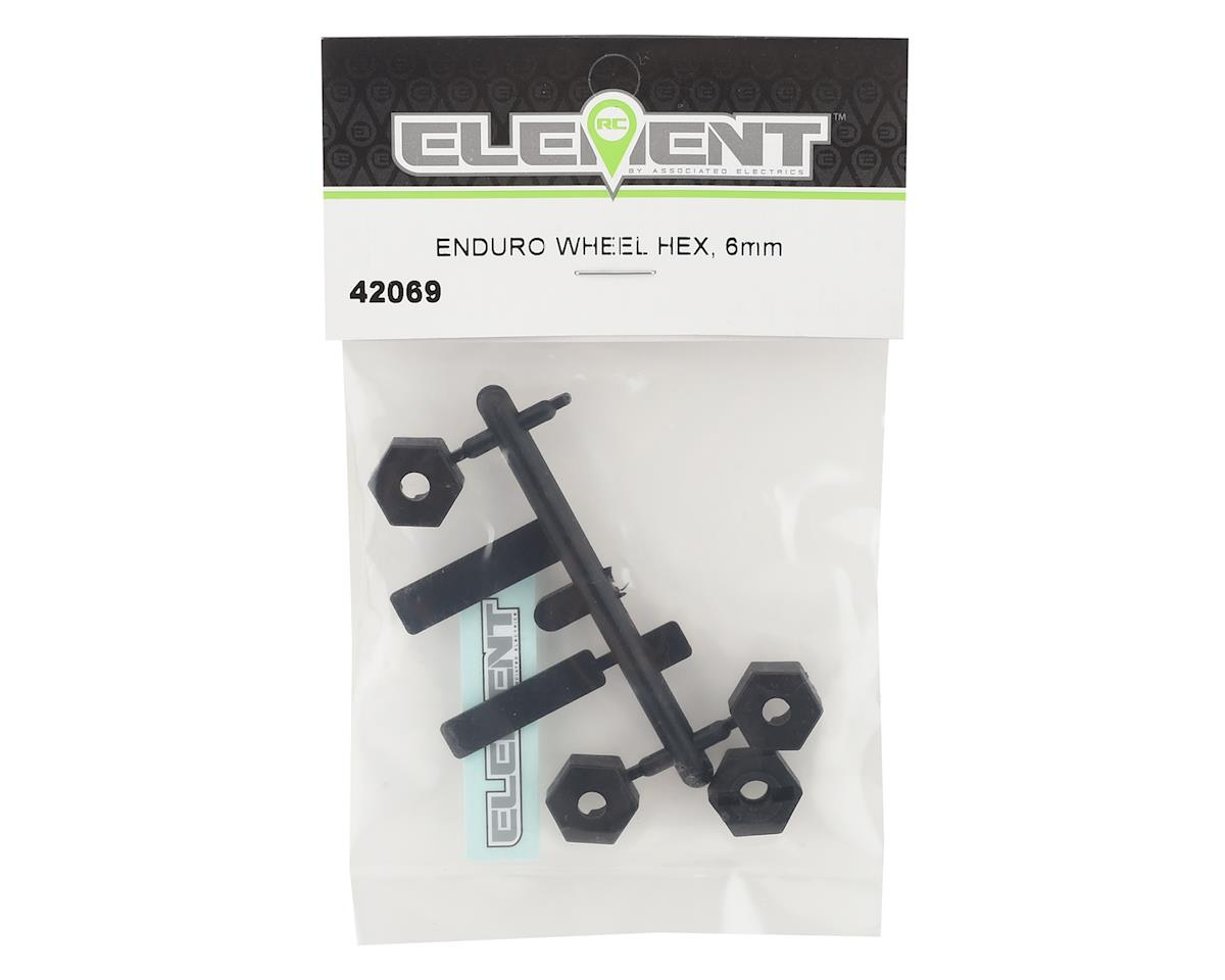 Image 2 for Element RC Enduro 6mm Wheel Hexes (4)