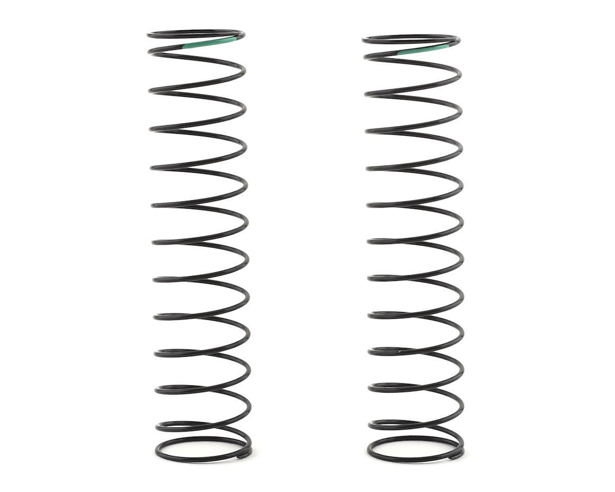 Element RC 63mm Shock Spring (Green - .71 lb/in) (2)