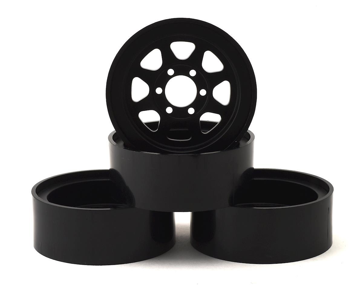 Element RC Enduro Method 701 Trail Series 1.9 Beadlock Wheels (Black) (4)