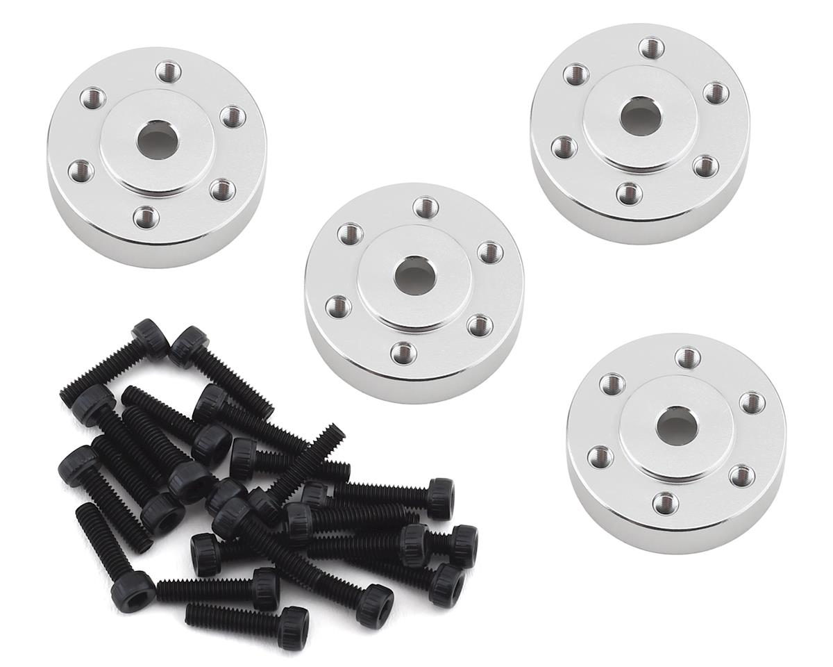 Element RC Factory Team Enduro Aluminum Beadlock Hex Adapters (4)