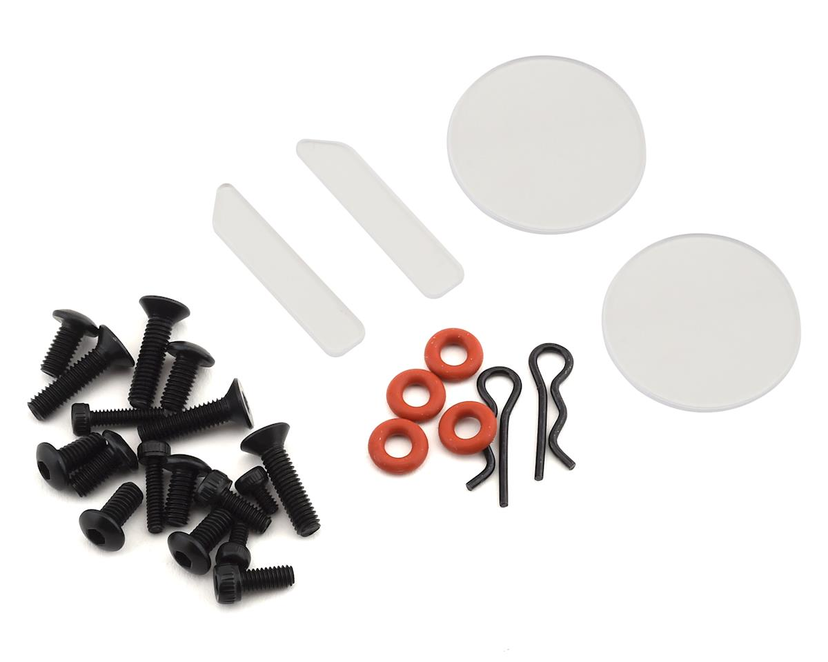 Element RC Enduro Sendero Body Accessories (Black)