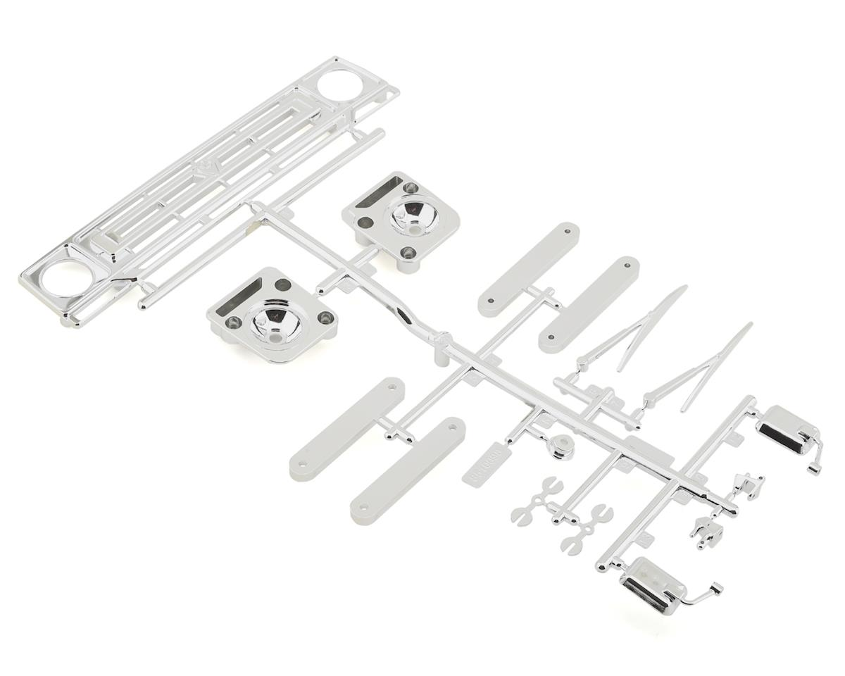 Element RC Enduro Sendero Body Accessories (Satin Chrome)