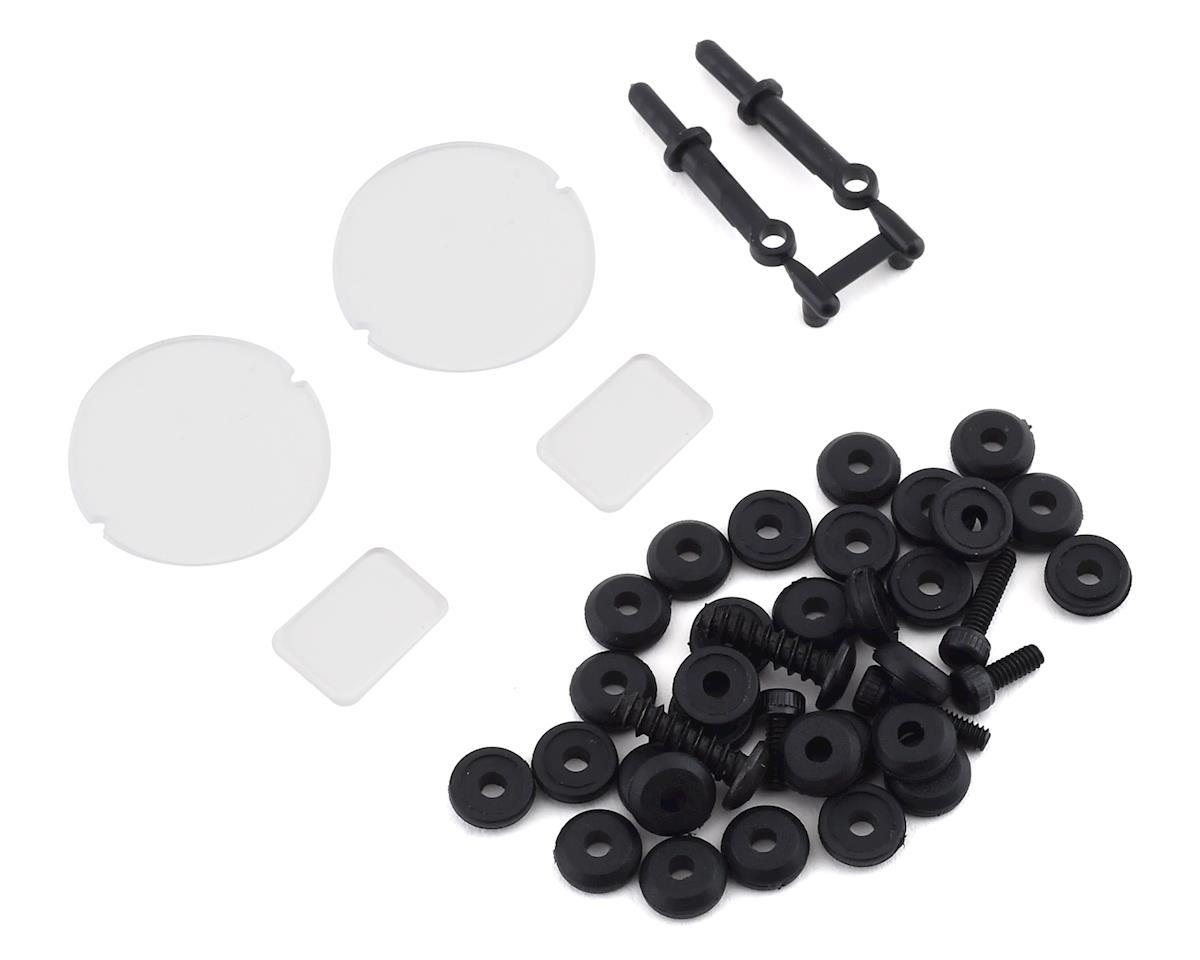 Element RC Trailwalker Body Accessories (Black)