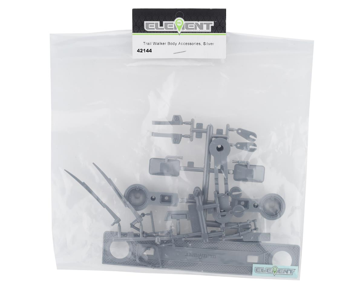 Element RC Trailwalker Body Accessories (Silver)