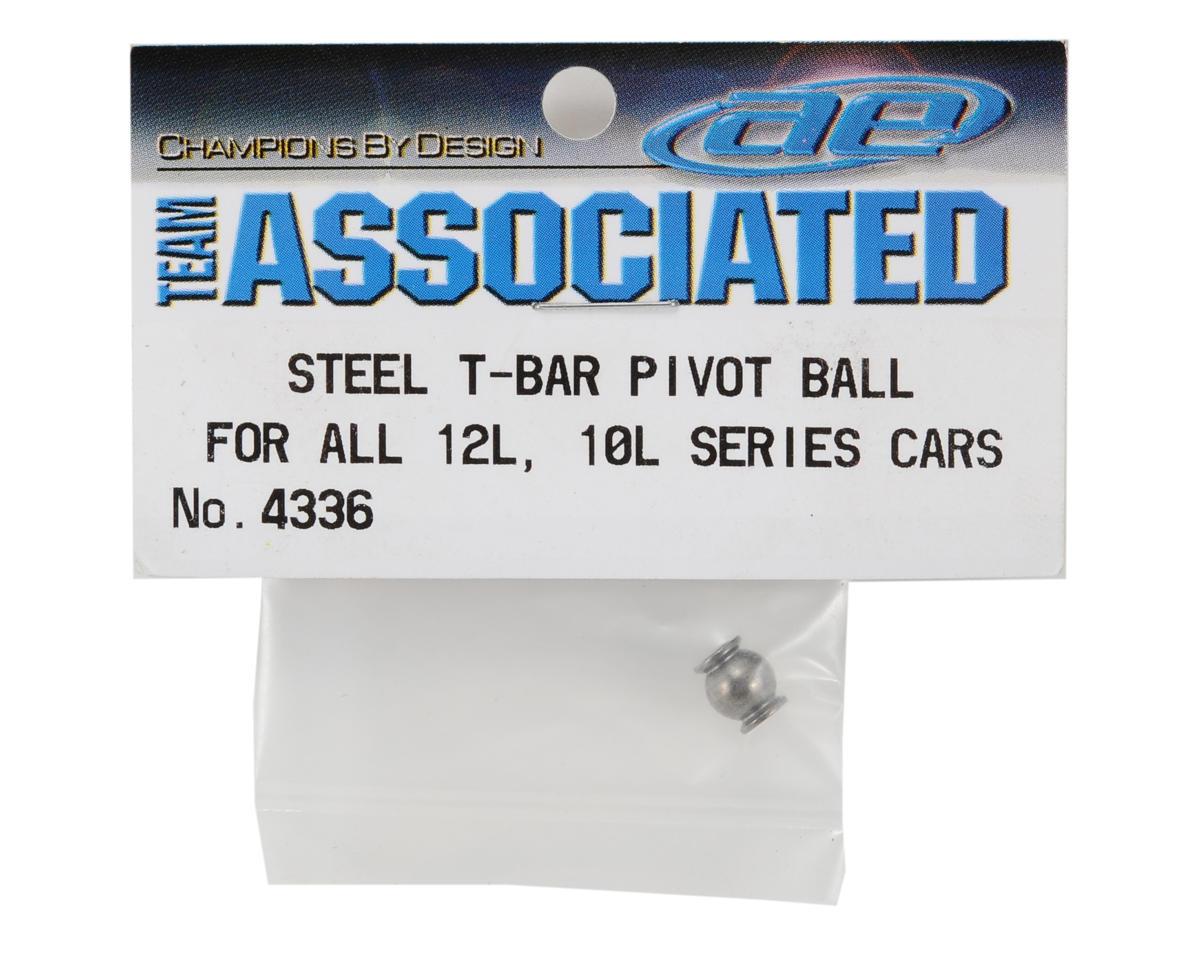 Team Associated Steel T-Bar Pivot Ball