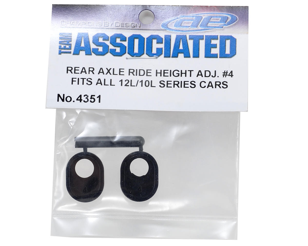 Team Associated Axle Height Adjuster (#4 Offset)