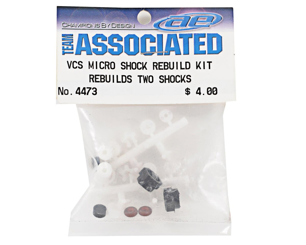 Team Associated VCS Micro Shock Rebuild Kit