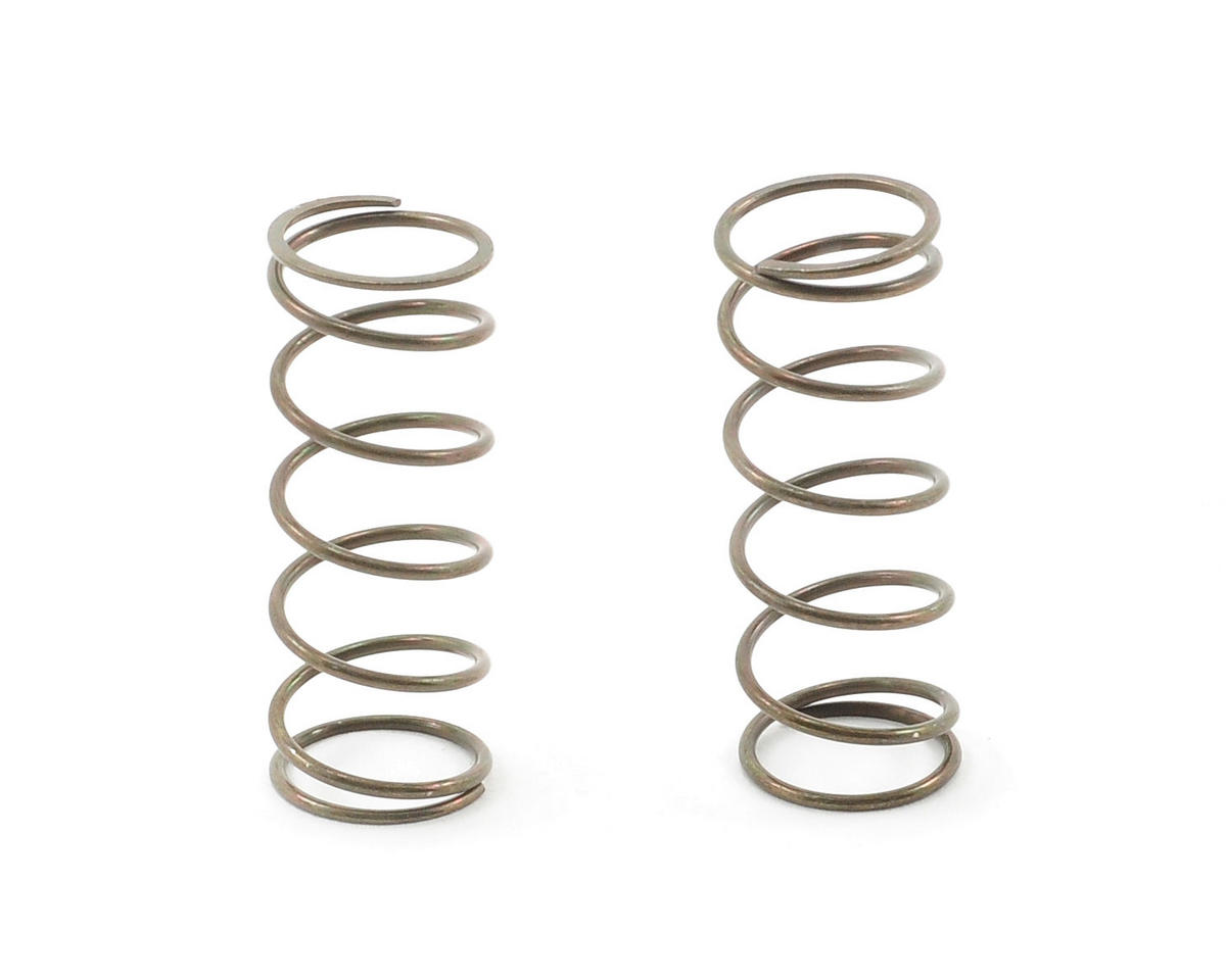 Shock Spring Set (Green 6.0 - Hard) by Team Associated