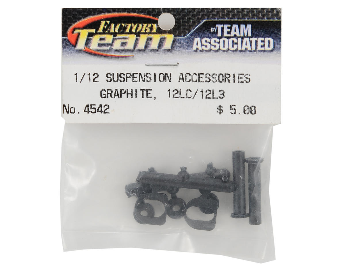 Team Associated Suspension Accessory Pack