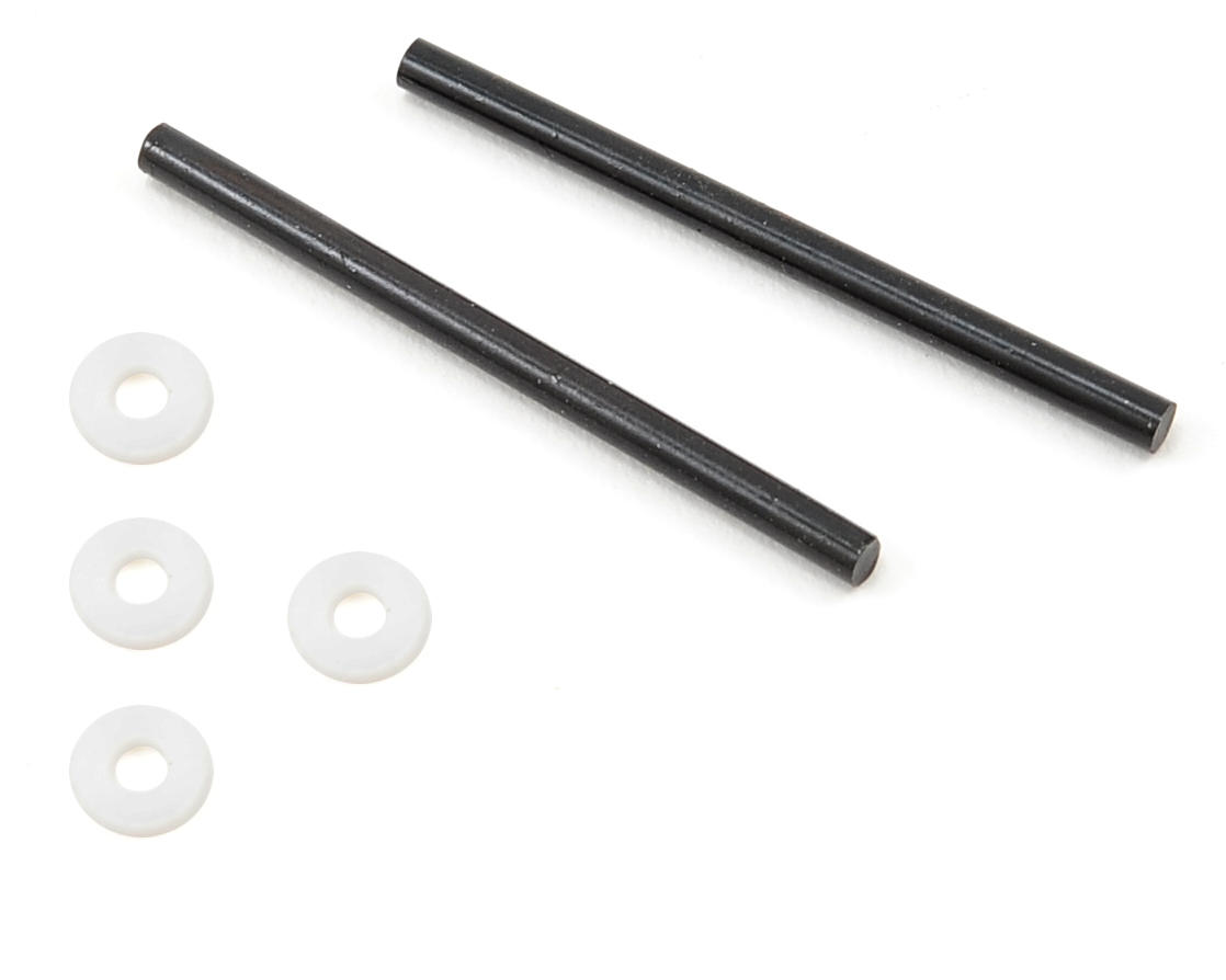 Team Associated Hinge Pin & Caster Shim Set