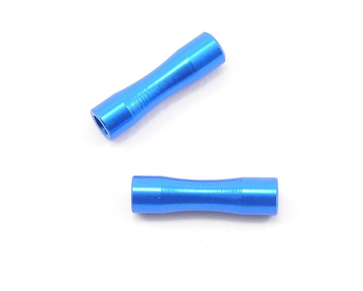 Team Associated Brace Standoff (2) (Blue)