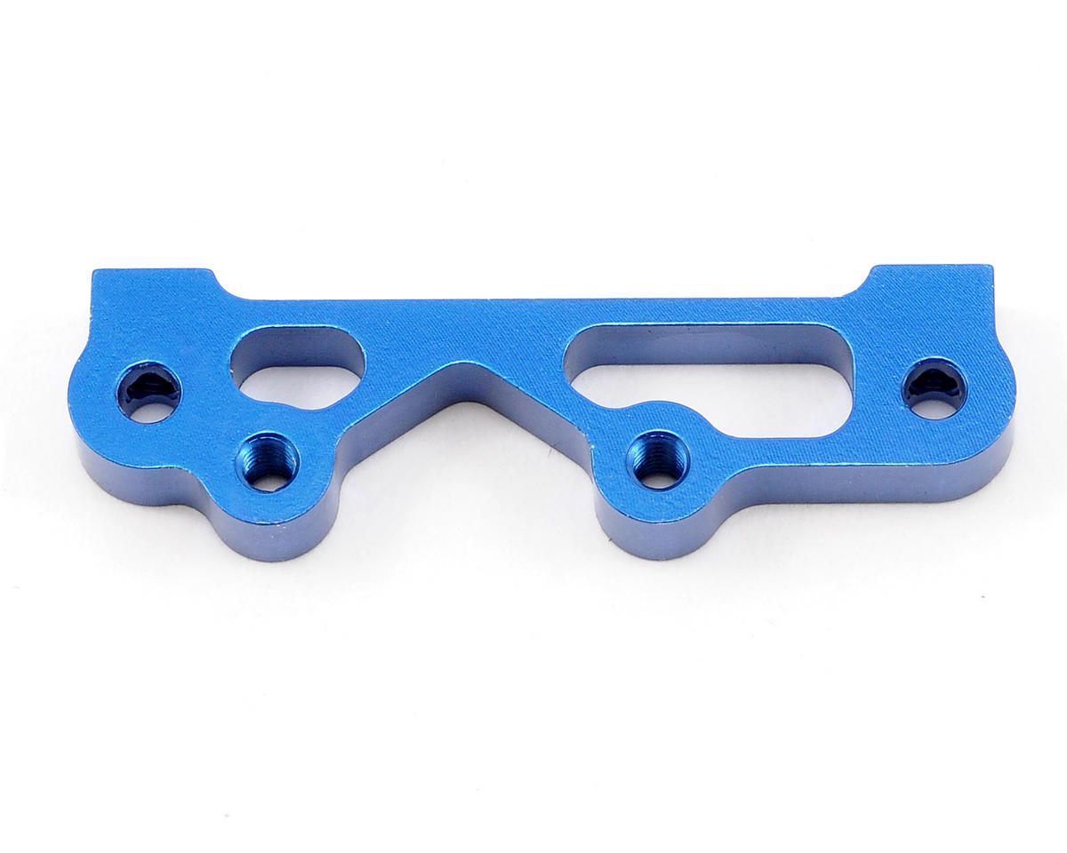 Team Associated Aluminum Factory Team Front Bulkhead (Blue)