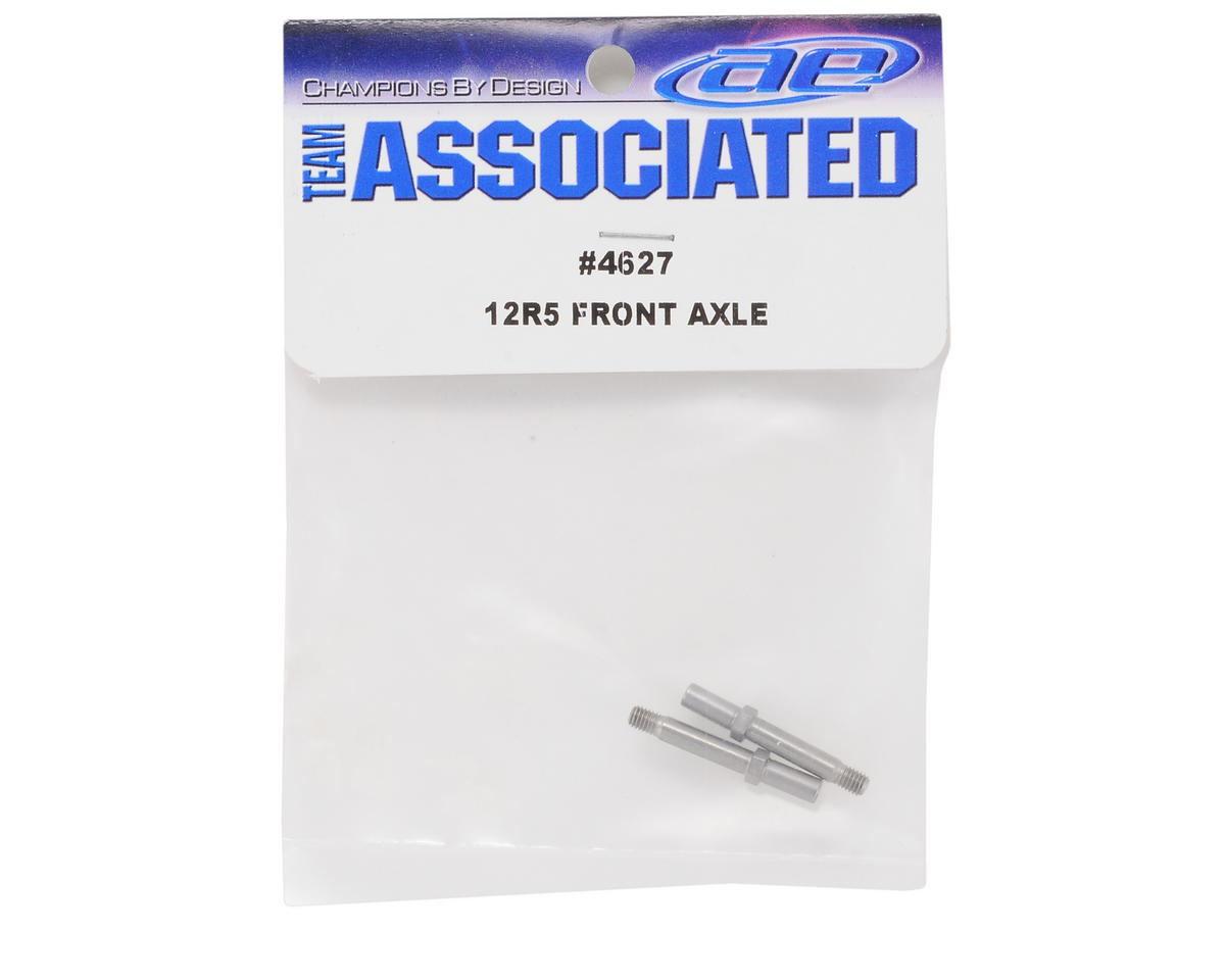Team Associated Front Axle (2)