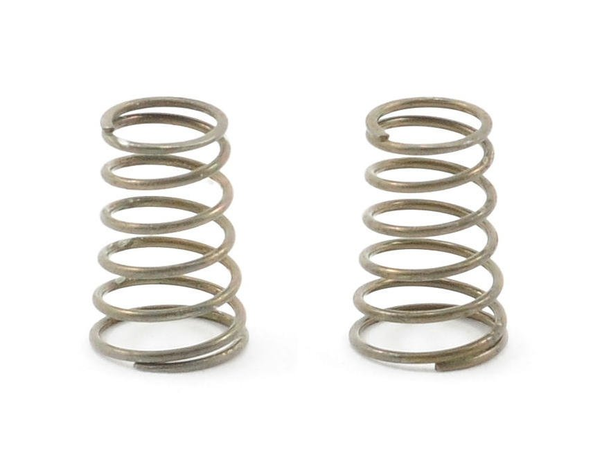Team Associated RC12 R5.2 Side Spring Set (Green - 4.38 lbs)