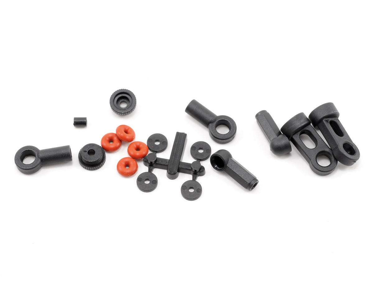 Team Associated RC10 R5 Shock Rebuild Kit