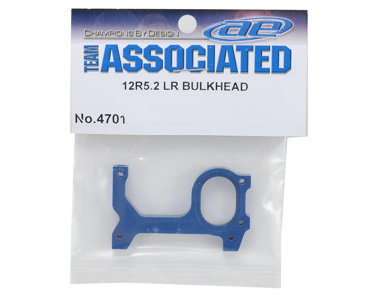 Team Associated Left-Rear Bulkhead