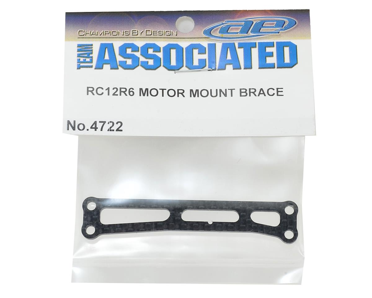 Team Associated RC12R6 Motor Mount Brace