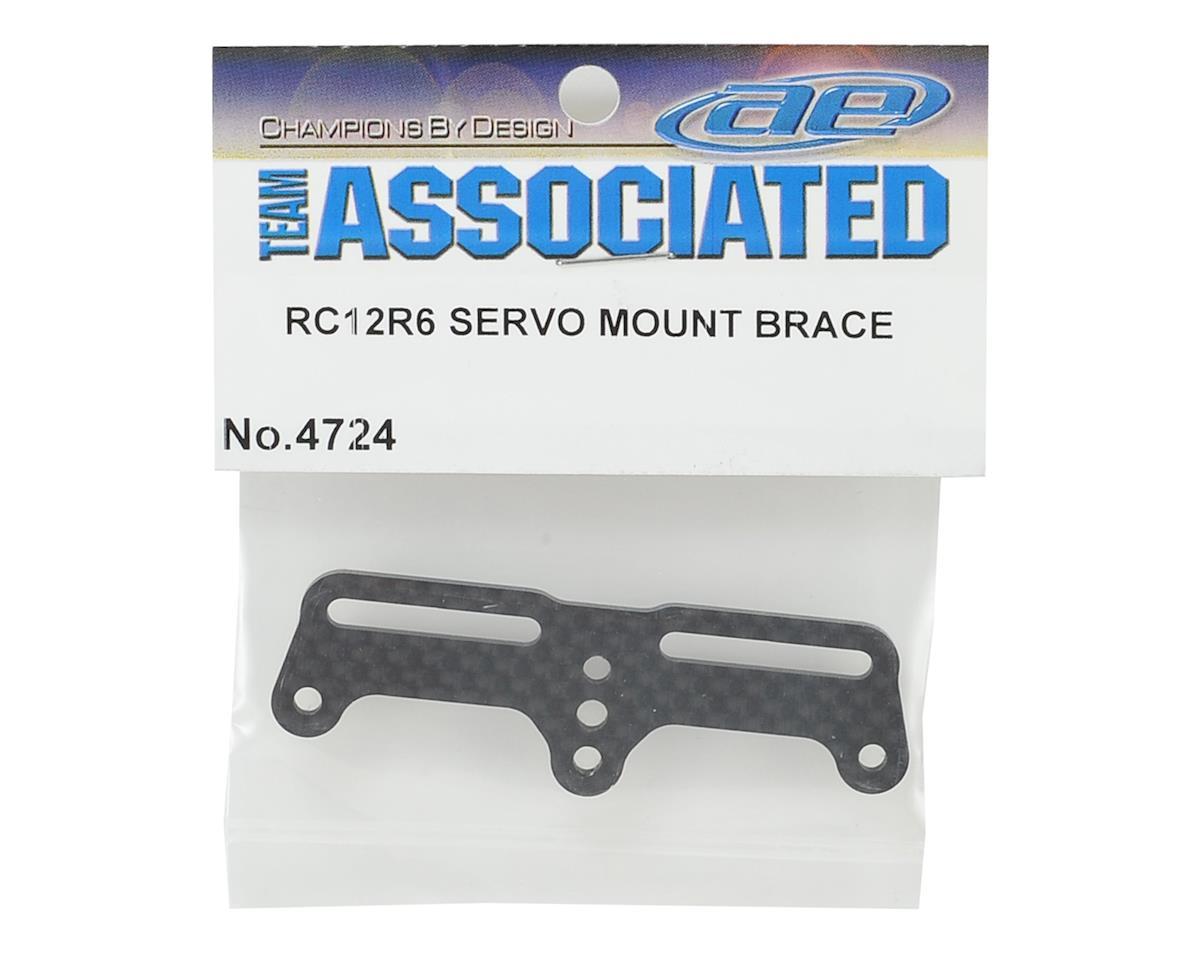 Team Associated RC12R6 Servo Mount Brace