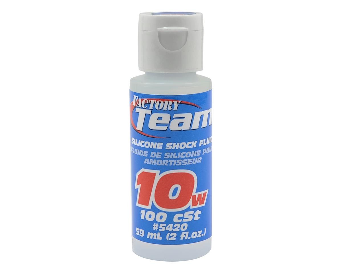 Team Associated Silicone Shock Oil (2oz) (10wt)