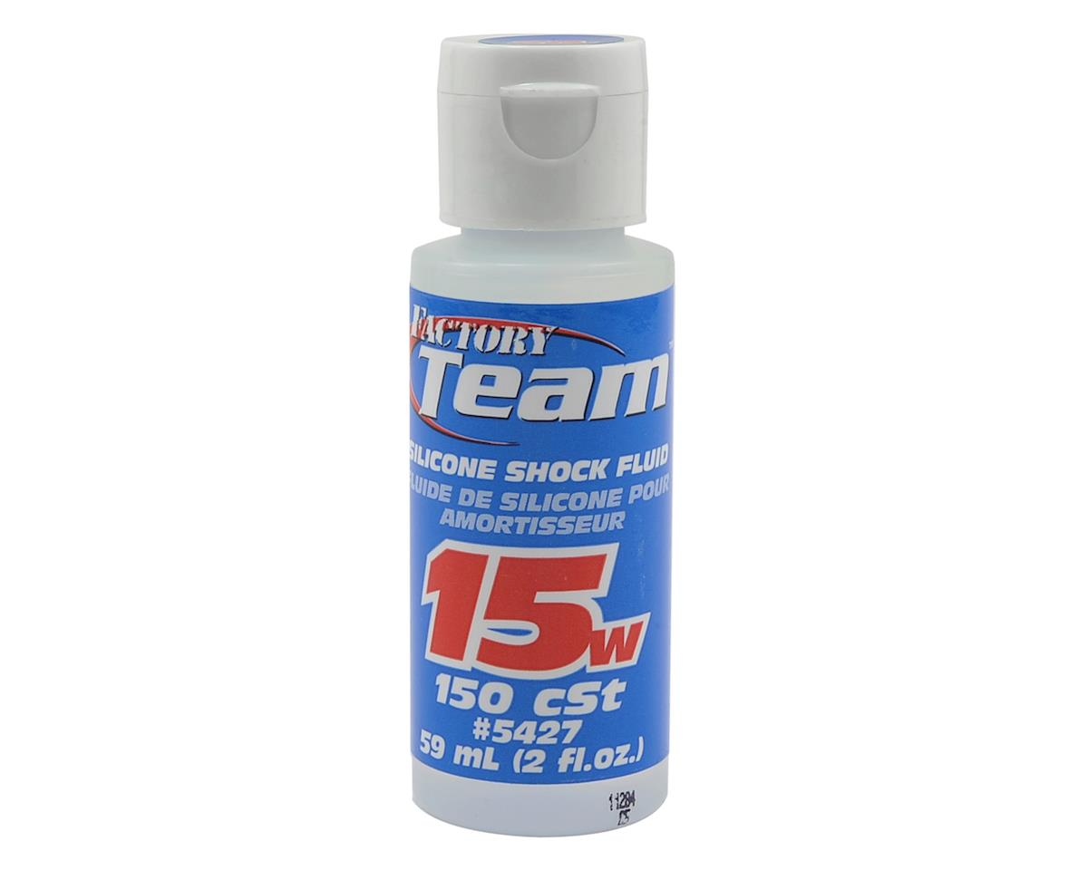 Team Associated Silicone Shock Oil (2oz) (15wt)