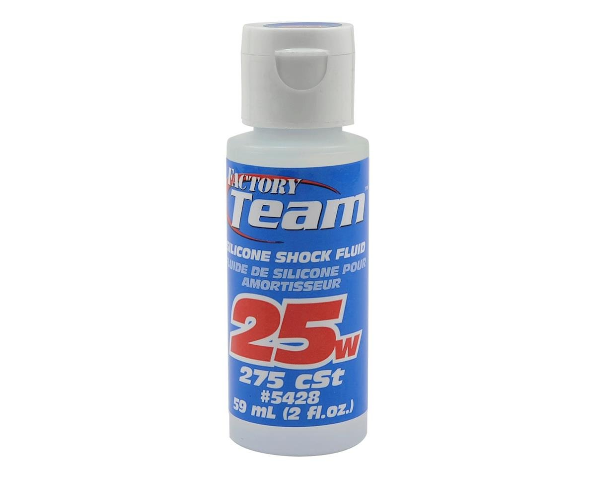 Team Associated Silicone Shock Oil (2oz) (25wt)