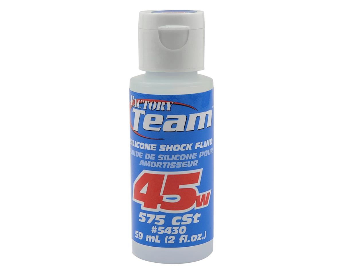 Silicone Shock Oil (2oz) (45wt) by Team Associated