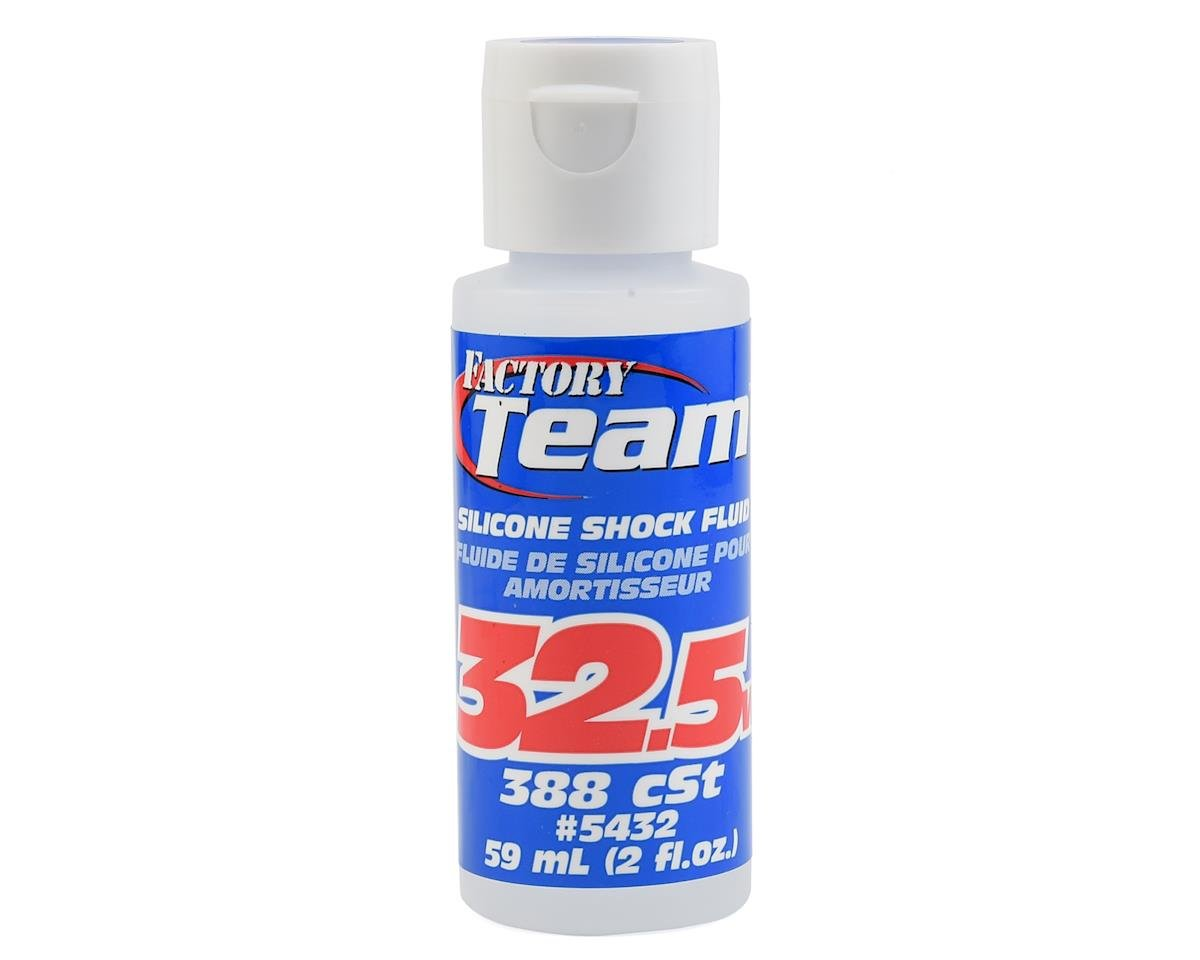 Team Associated Silicone Shock Oil (2oz) (32.5wt)