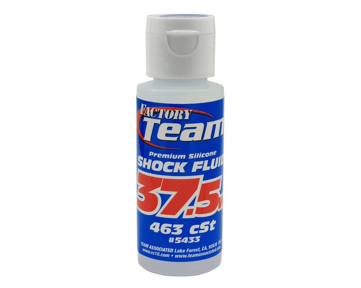 Silicone Shock Oil (2oz) (37.5wt) by Team Associated