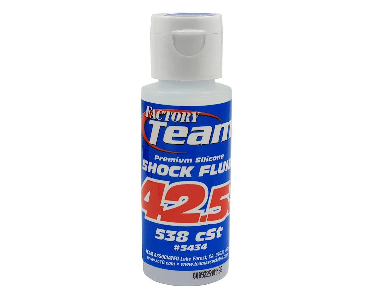 Team Associated Silicone Shock Oil (2oz) (42.5wt)