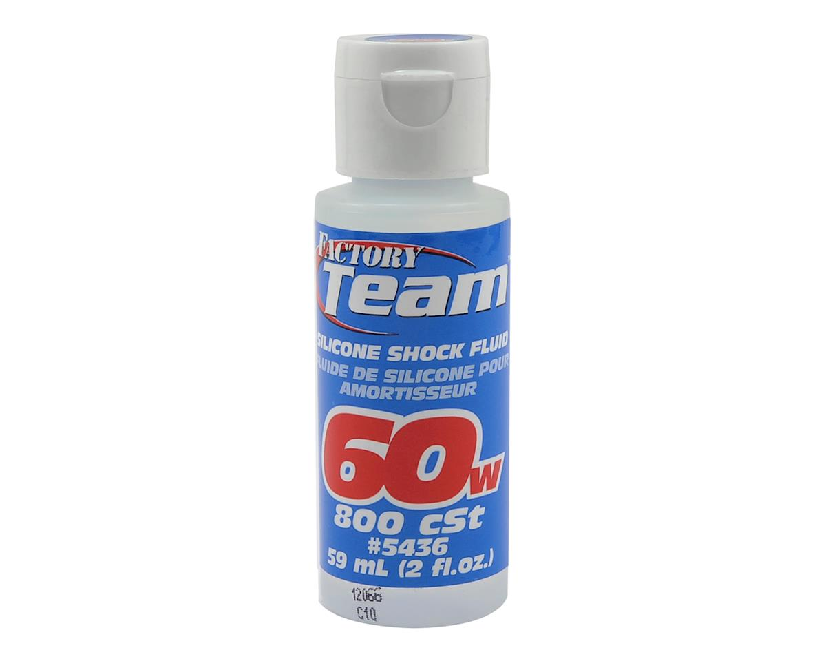Silicone Shock Oil (2oz) (60wt) by Team Associated
