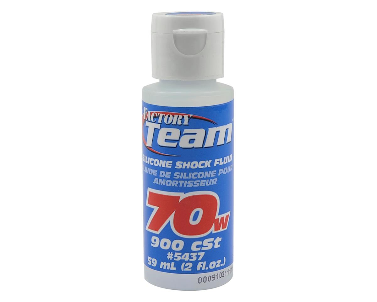 Team Associated Silicone Shock Oil (2oz) (70wt)