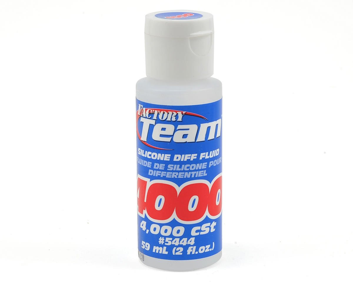 Team Associated Silicone Differential Fluid (2oz) (4,000cst)