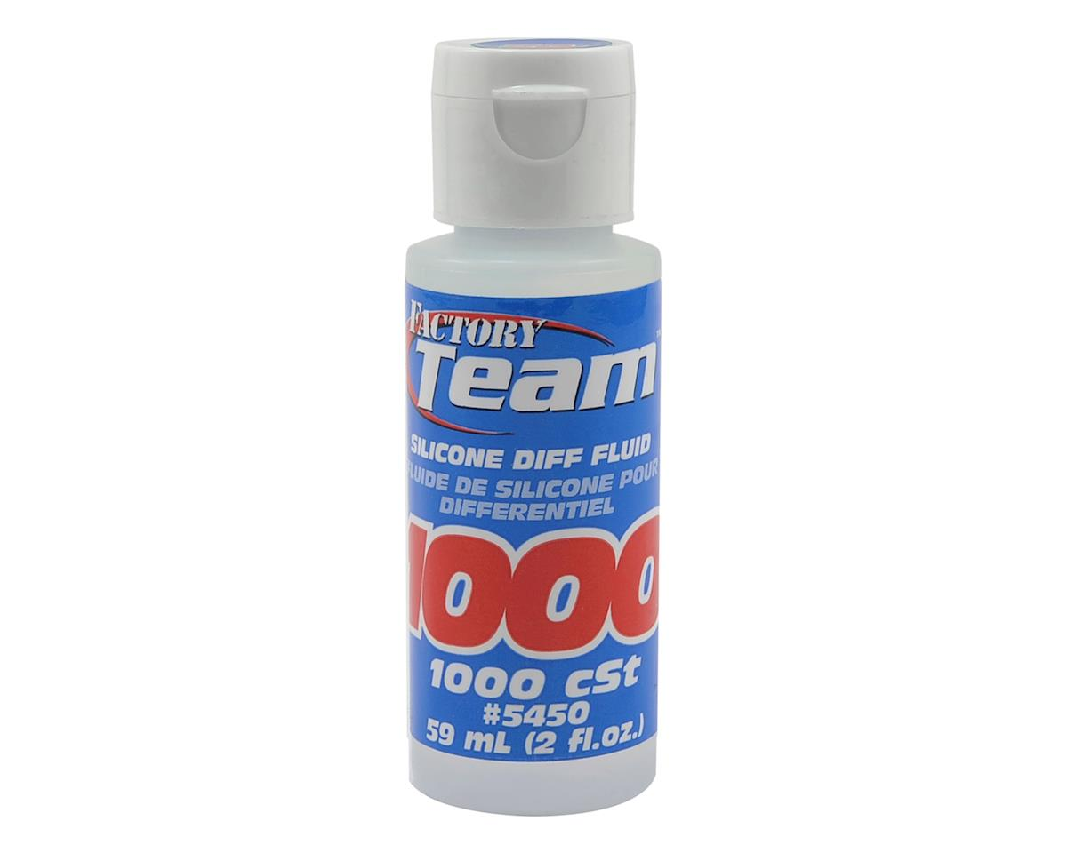 Silicone Differential Fluid (2oz) (1,000cst) by Team Associated