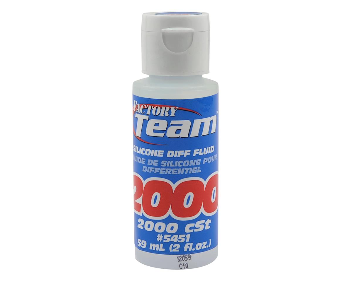 Team Associated Silicone Differential Fluid 5455