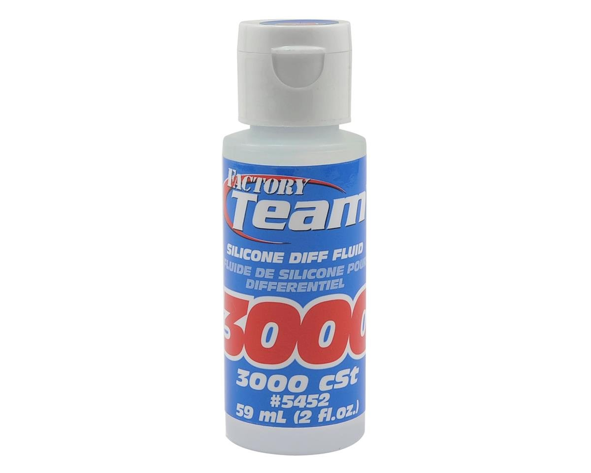 Team Associated Silicone Differential Fluid (2oz) (3,000cst)