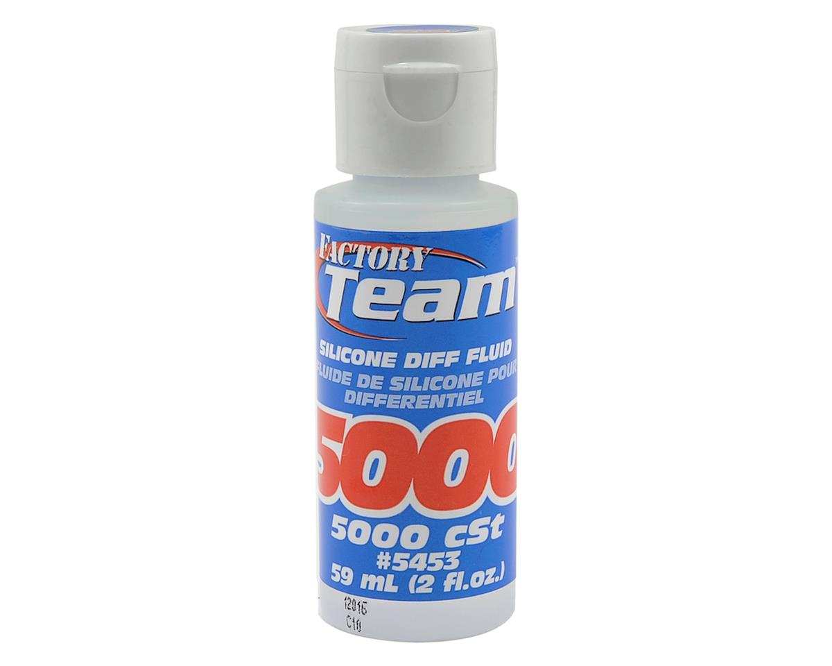 Silicone Differential Fluid (2oz) (5,000cst) by Team Associated