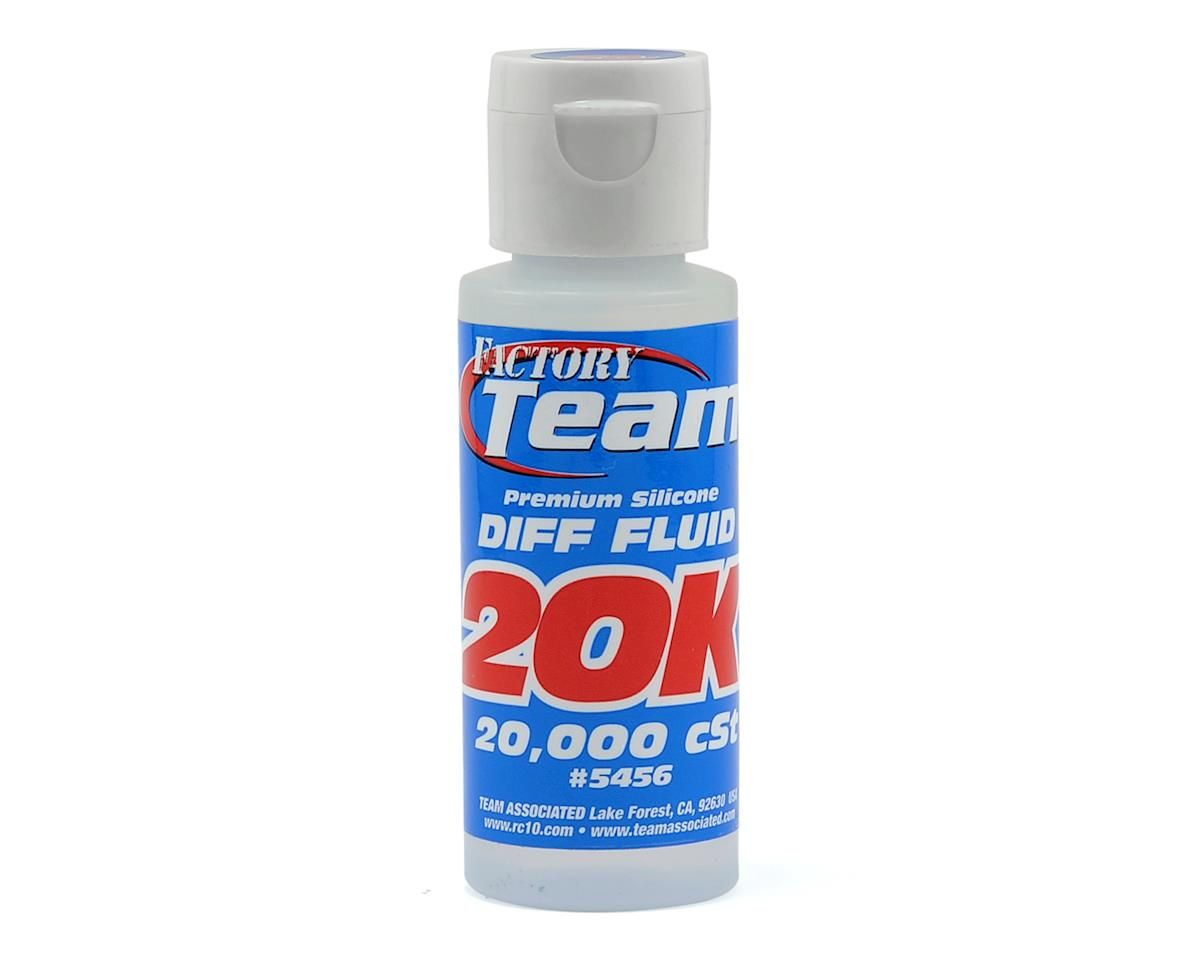 Silicone Differential Fluid (2oz) (20,000cst) by Team Associated