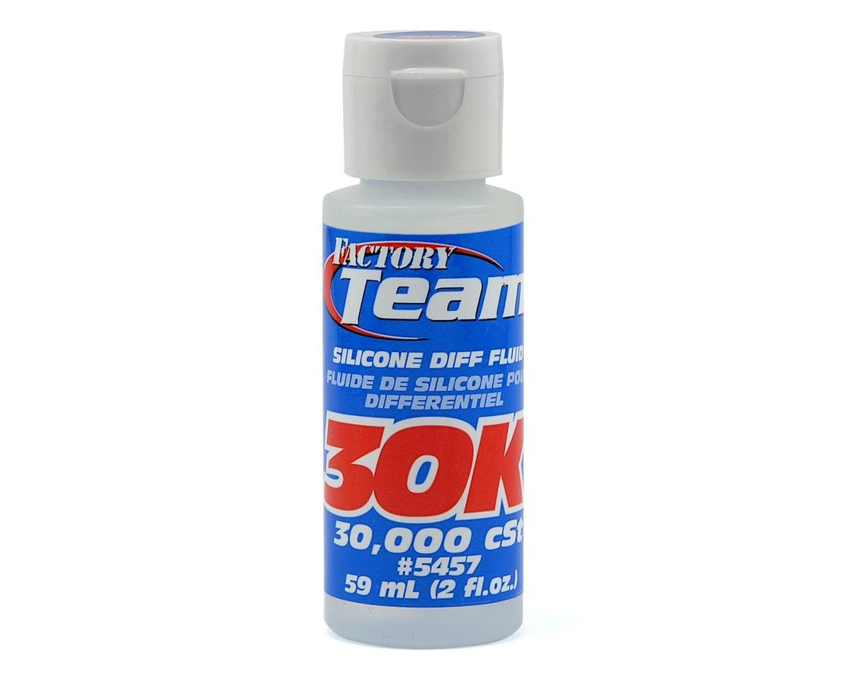Silicone Differential Fluid (2oz) (30,000cst) by Team Associated