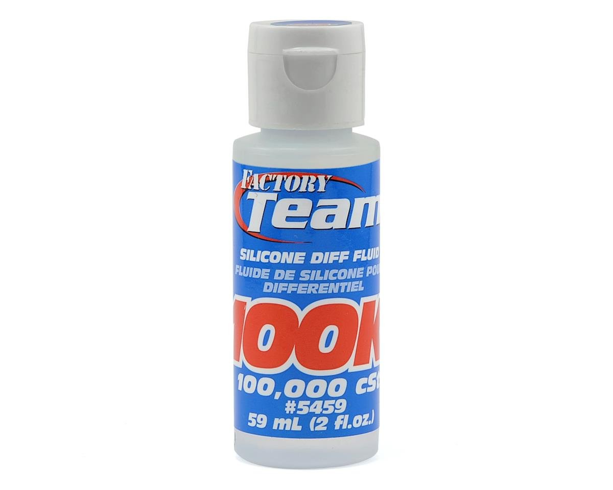 Team Associated Silicone Differential Fluid (2oz) (100,000cst) | alsopurchased